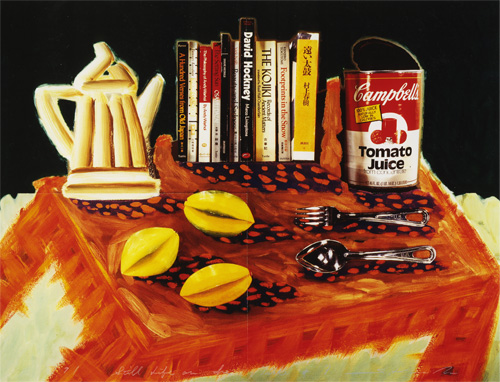 Still Life on the Table #7